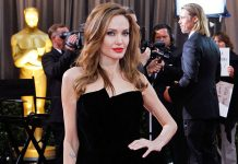 Angelina Jolie Spotted With Son Pax In LA & Looked Uber Cool In A Black Ensemble