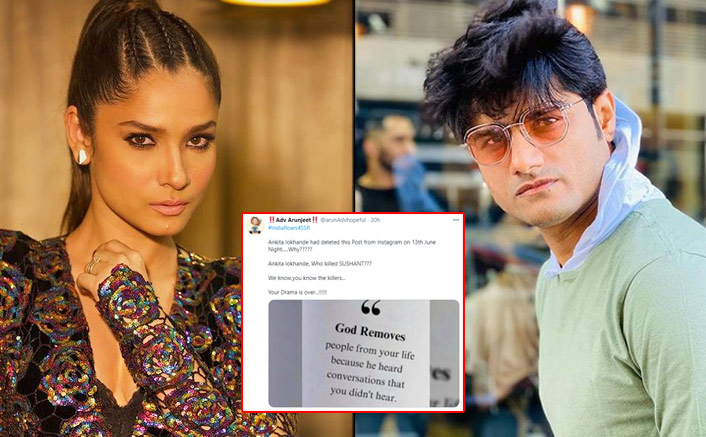 Ankita Lokhande Trolled Brutally For Partying With Sandip Ssingh
