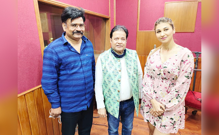 Anup Jalota Lends His Voice For Mahaveer Shringi's 'Tera Jism Awle Sa Khatta' Also Featuring Jasleen Matharu
