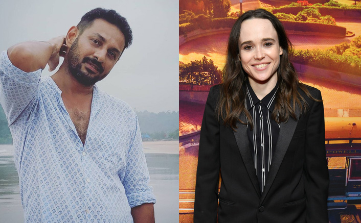 "Aligarh Writer Apurva Asrani Recalls Meeting Juno Star Elliot Page: ""He Was Happy To See my Partner""(Pic credit: Instagram/apurva_asrani, Getty Images)"