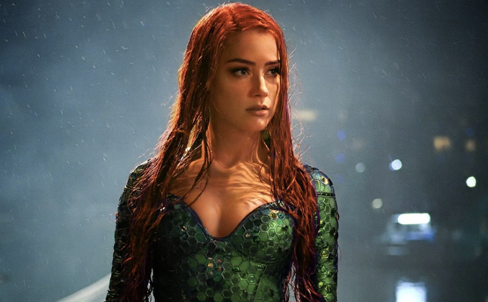 Amber Heard's Involvement In Aquaman 2 Might Be Reduced If Needed?