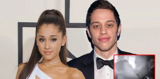 Ariana Grande & Dalton Gomez Give Major Couple Goals With Their Passionate Smooch (Pics Inside)