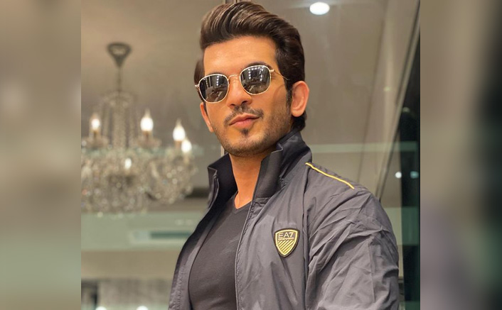 Arjun Bijlani reveals why he loves to watch light-hearted shows(Pic credit: Instagram/arjunbijlani)