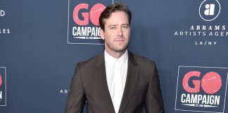 Armie Hammer to play 'The Godfather producer in series about making of film