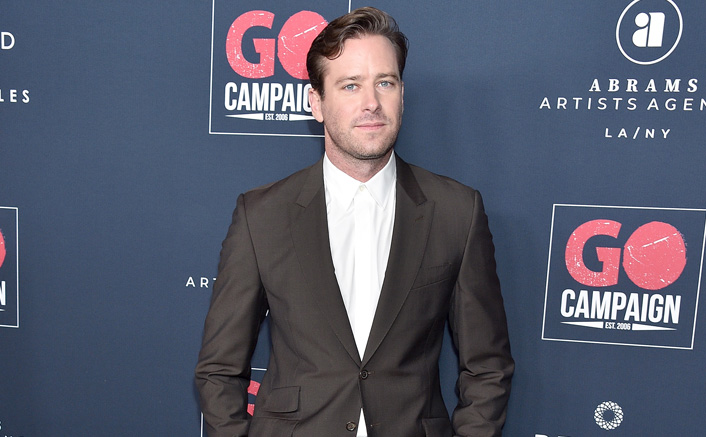 Armie Hammer To Play 'The Godfather' Producer In Series About Making Of Film(Pic credit: Getty Images)