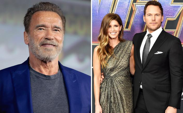 Arnold Schwarzenegger Opens Up On The Fact That His Daughter Katherine Schwarzenegger Married Actor Chris Pratt