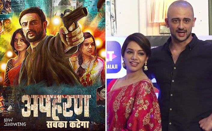 Arunoday, Nidhi Singh back in season two of 'Apharan Sabka Katega'