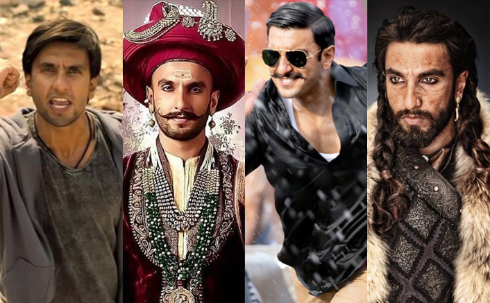 As Ranveer Singh Turns 10 In Bollywood, Here's A Look At The 5 Times He Was Legions Ahead Of Our Expectations(Pic credit: Movie Stills)