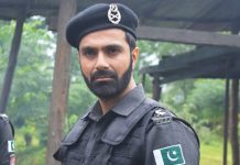 "Ashmit Patel on playing terrorist"" 'It's tricky territory'"