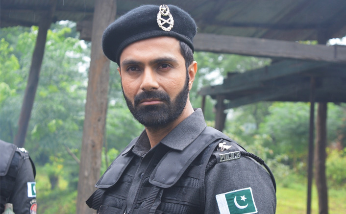 "Ashmit Patel on playing terrorist"" 'It's tricky territory'(Pic credit: Peshawar Still)"