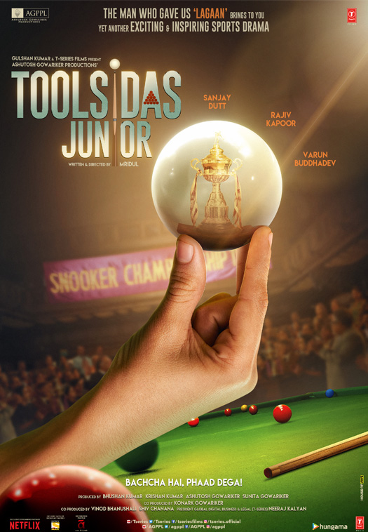 Check Out The Poster Of Ashutosh Gowariker & Bhushan Kumar's First Joint Production, Toolsidas Junior
