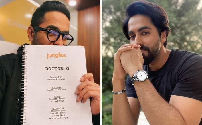 Ayushmann Khurrana in and as 'Doctor G' in Junglee Pictures' next!