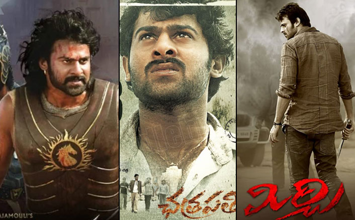 Baahubali, Mirchi, Chatrapathi & More Will Cement Why Prabhas Is An Actor To Recon With