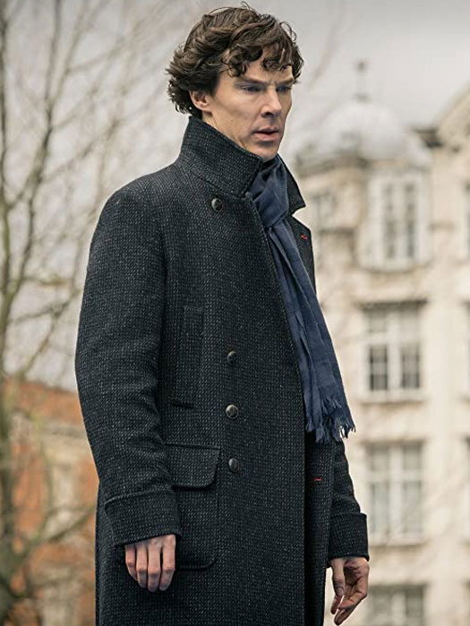 Benedict Cumberbatch In & As Sherlock