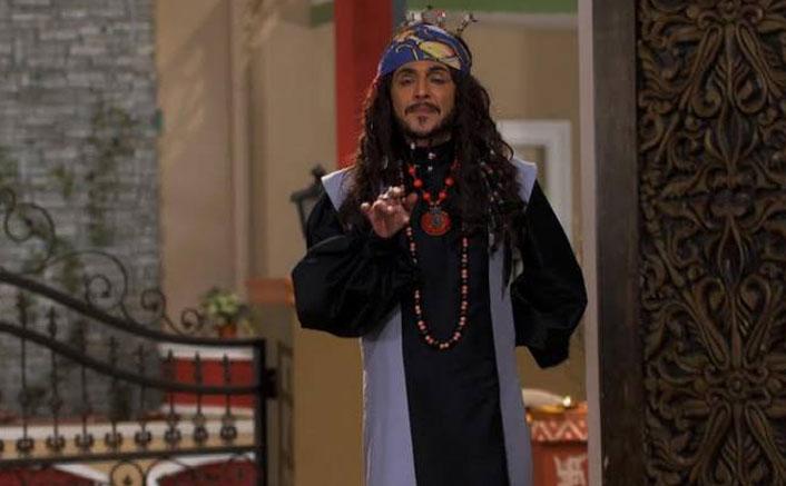 Bhabiji Ghar Par Hain: Aasif Sheikh AKA Vibhuti Turns Kabootar Baba & He Looks Similar To Pirates Of The Caribbean's Johnny Depp