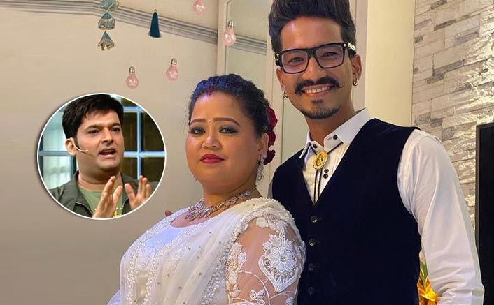 Bharti Singh & Haarsh Limbachiyaa Share Unseen Pictures On Their 3rd Wedding Anniversary; Kapil Sharma Wishes The Couple