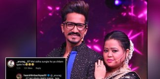 Bharti Singh's Husband Haarsh Limbachiyaa Gets Trolled; Gives Kick-A** Replies
