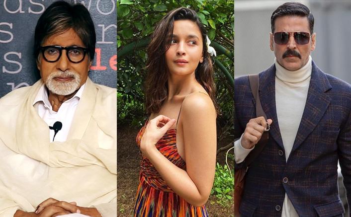 Amitabh Bachchan, Akshay Kumar & Alia Bhatt Featured In Forbes Asia 100 Digital Stars List (Pic credit: Instagram/aliaabhatt, akshaykumar)