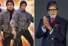 Big B gives glimpse of a 'film that never got made'