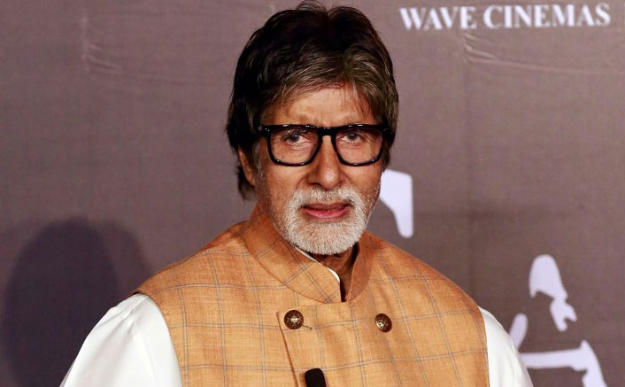 Amitabh Bachchan Has A Hilarious Idea To Protect 2021 From Evil Eye