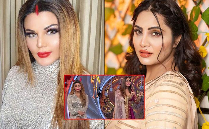 Bigg Boss 14: Arshi Khan Says Rakhi Sawant Is Lying About Being Married!