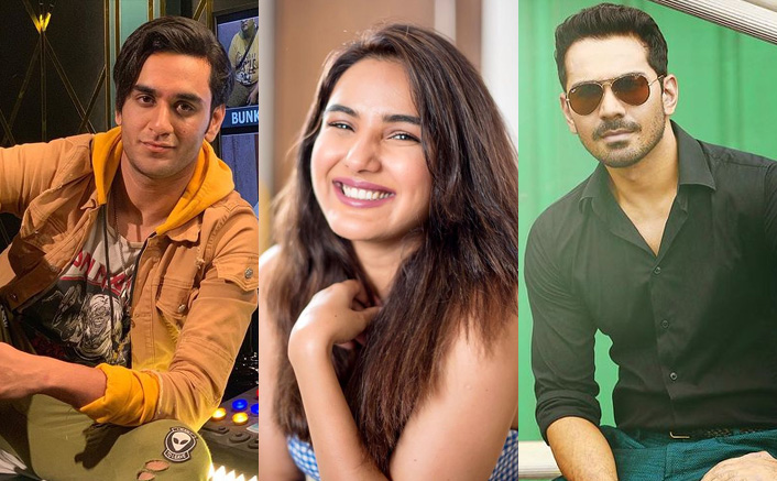 Bigg Boss 14: Jasmin Bhasin and Abhinav Shukla try to decode the message behind Mastermind Vikas Gupta's judgement about their game in the Bigg Boss house (Pic credit: Instagram/ashukla09, lostboyjourney, jasminbhasin2806)