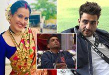 "Bigg Boss14: Post Aly Goni, Kamya Punjabi Takes A Dig At Eijaz Khan's Molestation Story: ""Touch Se Problem Convenience Ke Hisab Se Ho Jaati Hai"""