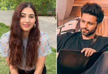 Bigg Boss 14: Rahul Vaidya's Partner Disha Parmar Hits Back At Trolls Who Suggested Her To Breakup