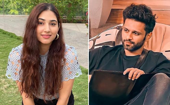 Bigg Boss 14: Rahul Vaidya's Partner Disha Parmar Responds To Trolls Who Suggested Her To Breakup With Him(Pic credit: Instagram/dishaparmar, rahulvaidyarkv)