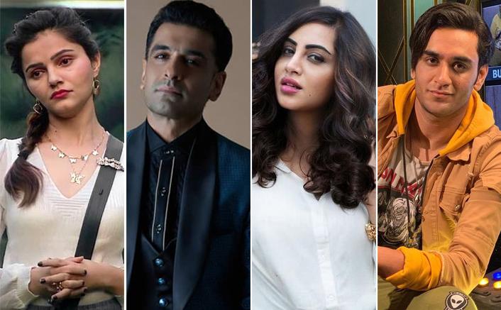 Bigg Boss 14 Promo: Rubina Dilaik Loses Her Cool At Eijaz Khan During Nomination Task; Arshi Khan Threatens Vikas Gupta