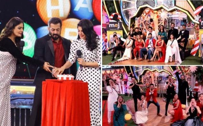 Bigg Boss 14: Contestant Pay Dance Tribute To Salman Khan!