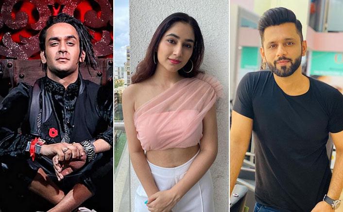 Bigg Boss 14: Vikas Gupta Calls Rahul Vaidya 'Kabir Singh', Posts Goofy Pictures With Disha Parmar