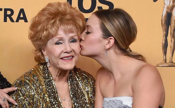 Billie Lourd sends 'love, strength' to fans on her mom Carrie Fisher's death anniversary