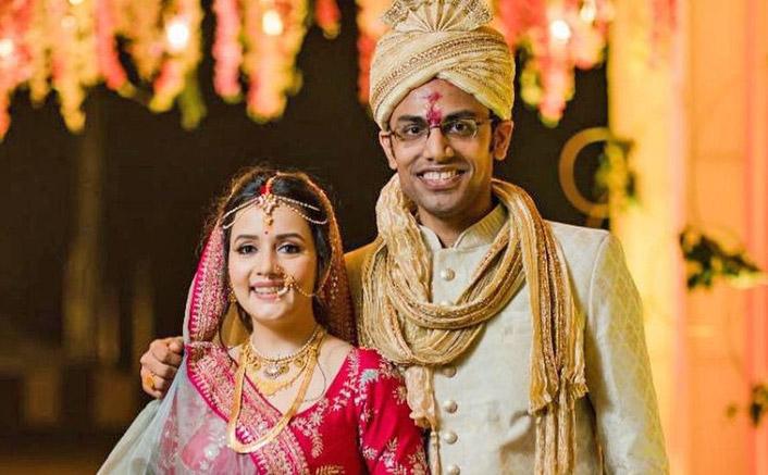 Biswa Kalyan Rath Is Now A 'Married Aadmi' To TV Actress Sulagna Panigrahi