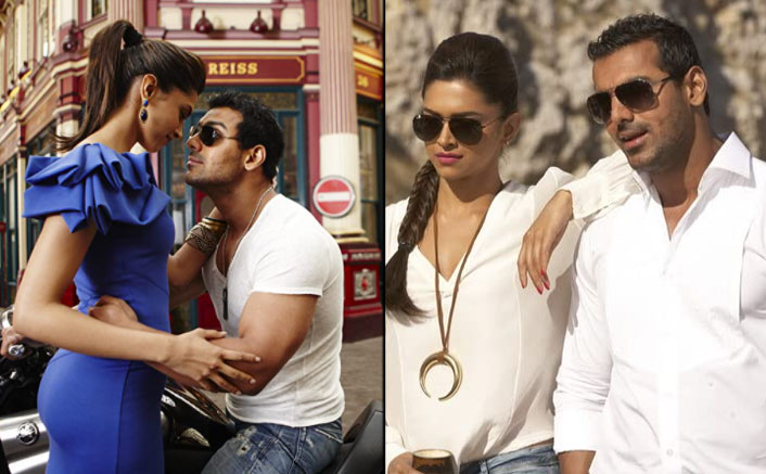 Bollywood Stars John Abraham & Deepika Padukone Were Each Other's Romantic Interest In Desi Boyz While They Played Siblings In Race 2