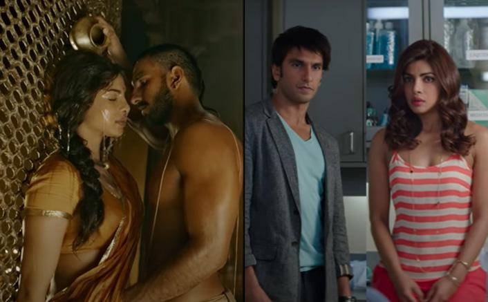 Bollywood Stars Ranveer Singh & Priyanka Chopra Played Siblings In Dil Dhakne Do & Lovers In Bajirao Mastani