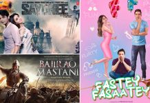 Box Office Predictions - Sayonee, Fastey Fasaatey and Omprakash Zindabad are the new releases, Ranveer Singh's Bajirao Mastani and Gully Boy re-release