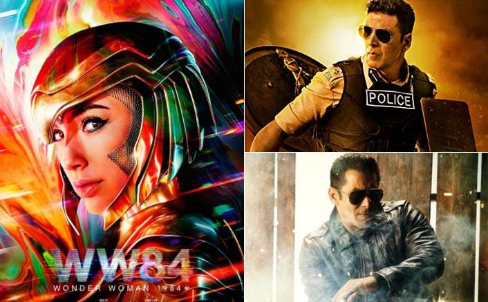 Box Office - Wonder Woman 1984 does decent business, Akshay Kumar's Sooryavanshi and Salman Khan's Radhe to bring back weekend growth trend