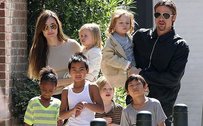 Brad Pitt To Spend His Christmas With Three Of His Kids Amidst Custody Battle With Angelina Jolie