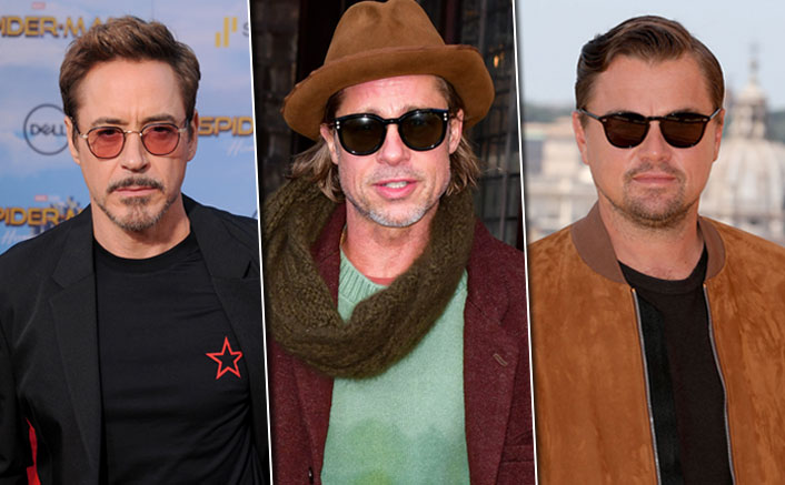 Brad Pitt To Robert Downey Jr. - Favourite Perfumes Of These Hollywood Stars