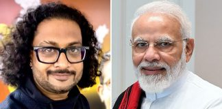 Can't thank PM Modi enough for sharing my video: Singer Sundeep Gosswami
