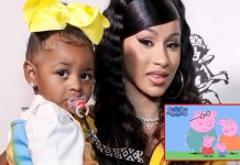 Cardi B Is Not Happy With Peppa Pig & The Reason Is Daughter Kulture – Deets Inside