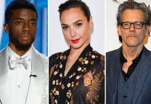 Chadwick Boseman, Gal Gadot, Kevin Bacon win 'greatest of all time' trophies