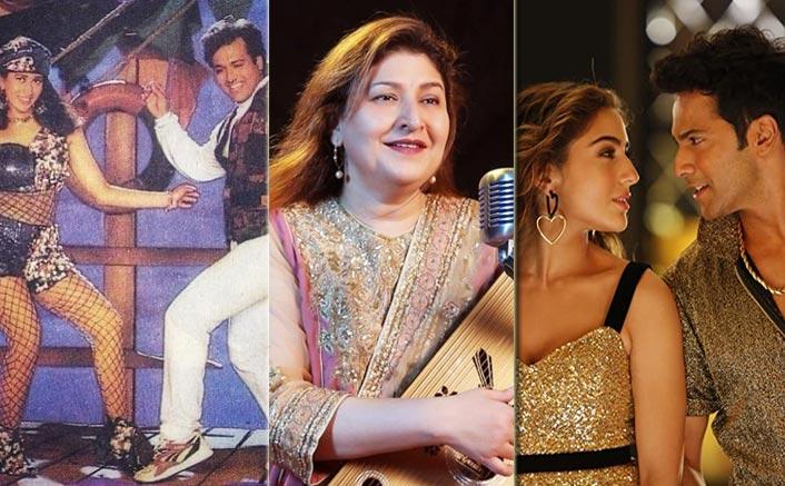 Chandana Dixit Recalls Singing 'Husn Hai Suhana' For Original 'Coolie No. 1'