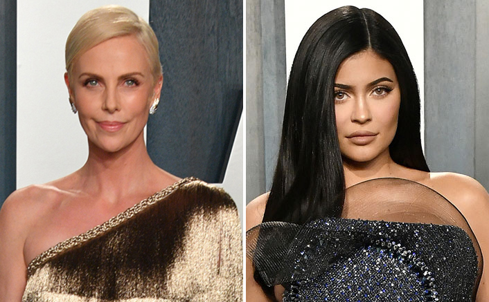 Charlize Theron Pokes Fun At Kylie Jenner's Luscious Lips & We Cannot Stop Laughing