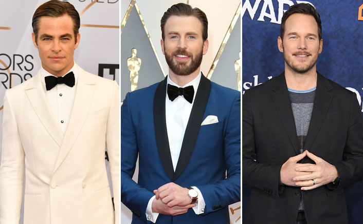 Chris Hemsworth, Chris Pine, Chris Evans, & Chris Pratt Who Is Your Favourite Chris?