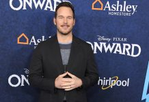 Chris Pratt working on karate movie 'The Black Belt'