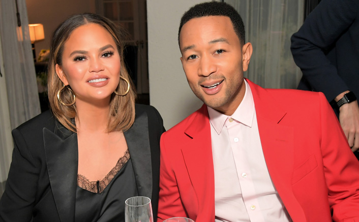Chrissy Teigen & John Legend Indulge In Some Online S*xting & We Are Loving It(Pic credit: Getty Images)