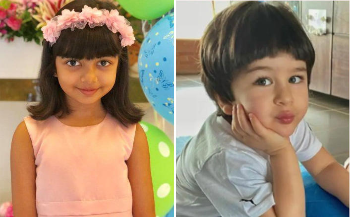 Christmas 2020 Special: Aaradhya Bachchan To Taimur Ali Khan - Revisiting 5 Most Expensive Gifts Star Kids Received From Their Parents!