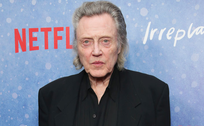 """Christopher Walken: """"I Don't Have A Cellphone Or A Computer"""""""